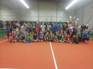 Tennisekooli perepäev!
