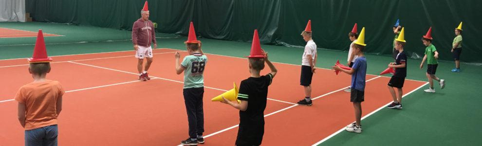 Tennis on lahe!