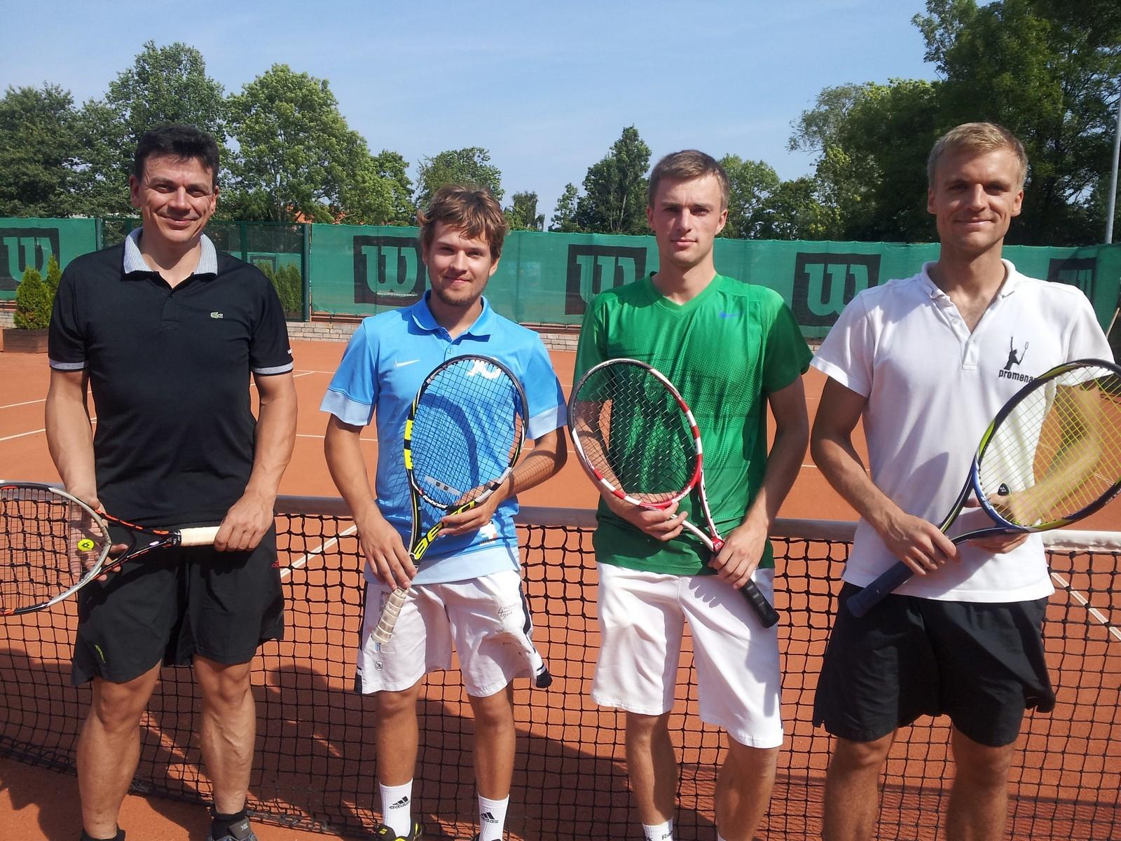 Selgusid Läänemaa tennisemeistrid 2013!