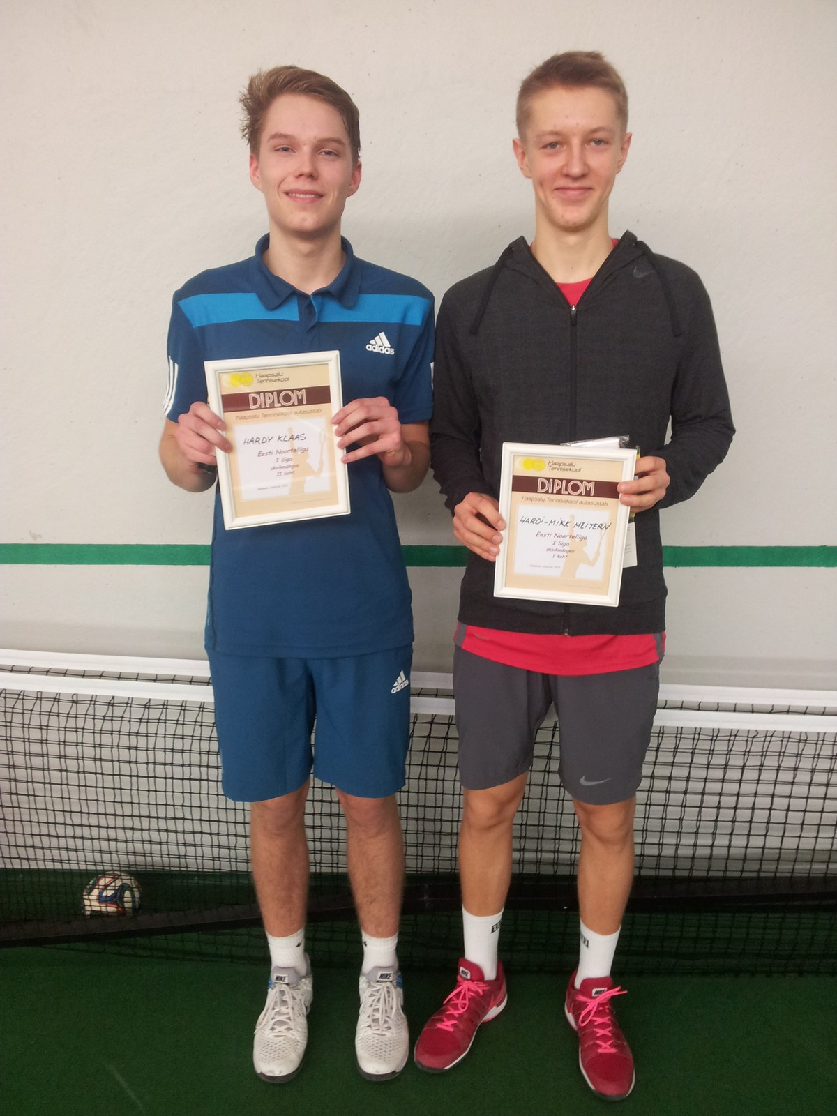 Hardi-Mikk Meitern võidukas Haapsalu noorteliiga turniiril!