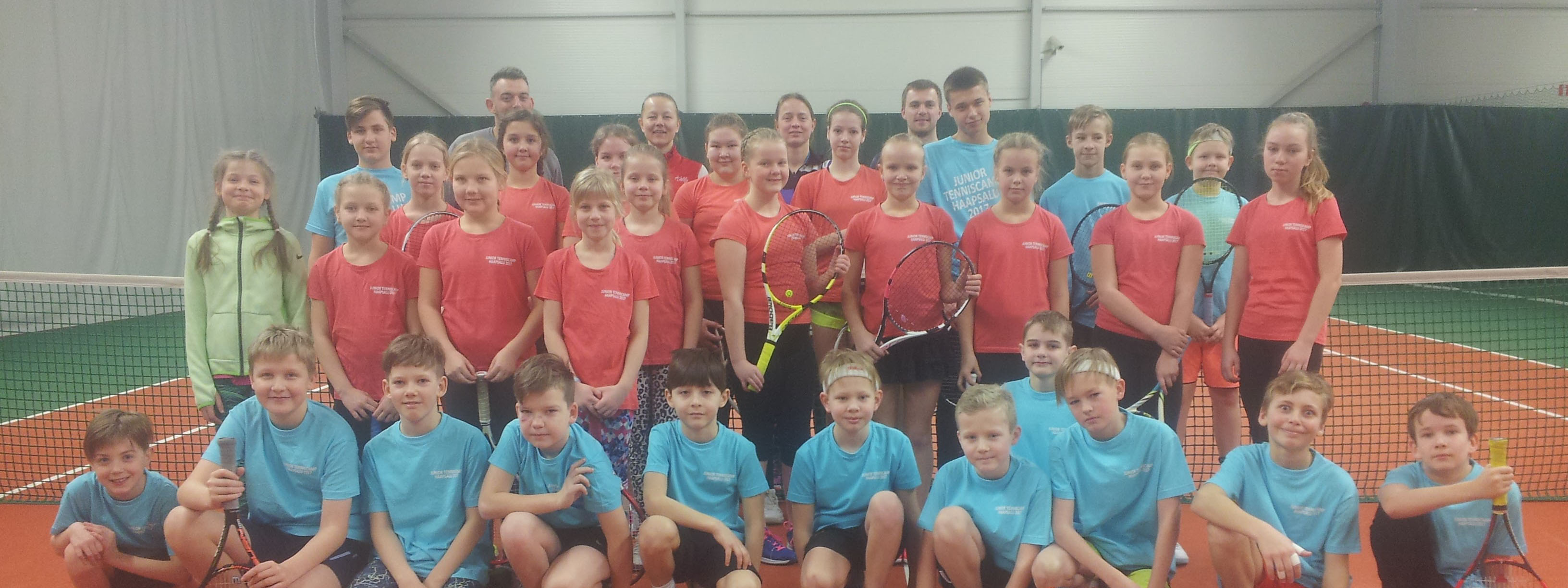 Regionaalne tenniselaager 2017